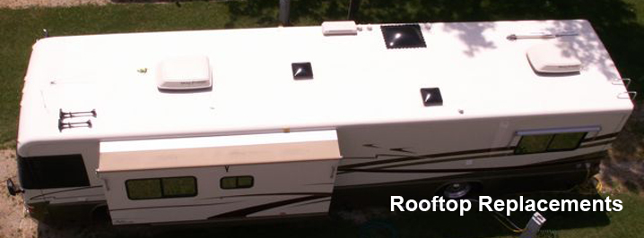 RV Rooftop Replacements - All in 1 Spot